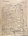 Map of Niagara Township
